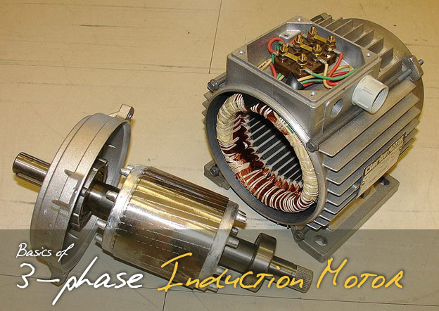 Electric machine design eed uet lahore for 3 phase induction motor